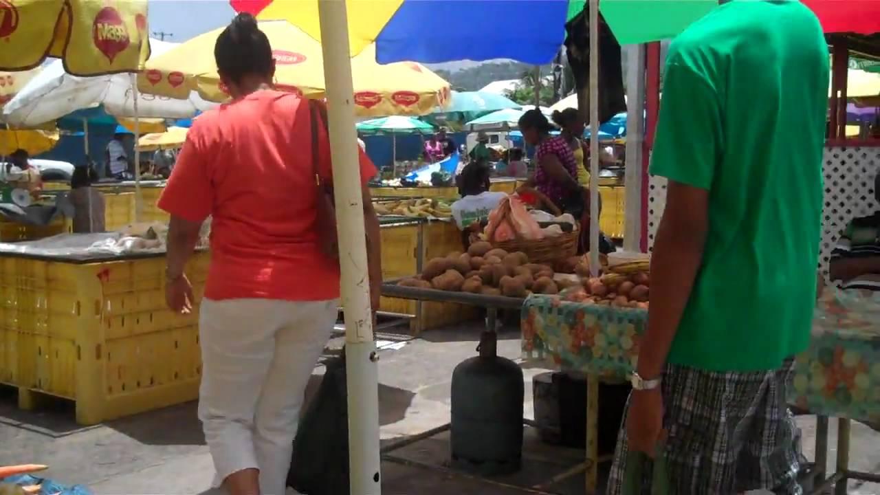 roseau market youtube