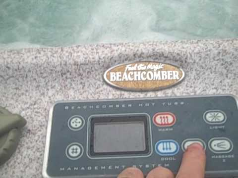Beachcomber SPA-520 Manuals and User Guides, Hot Tub ...