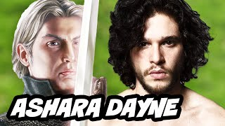 Game Of Thrones Season 6 - Ashara Dayne Is Not Jon Snow