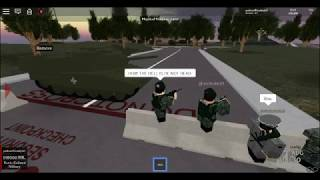 Intense Firefight at Bornholm Academy, East Germany (ROBLOX IRF )
