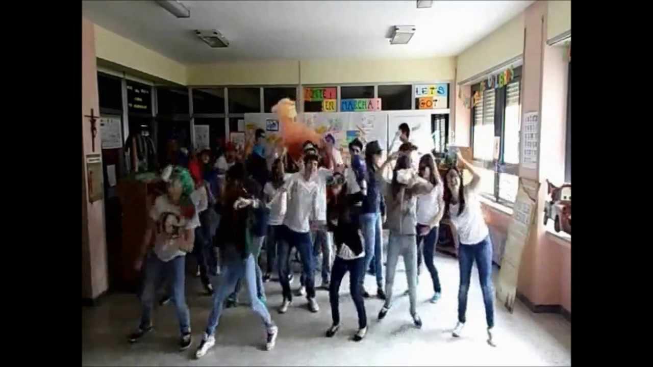 Harlem shake colegio amor de dios youtube - Colegio amor de dios oviedo ...