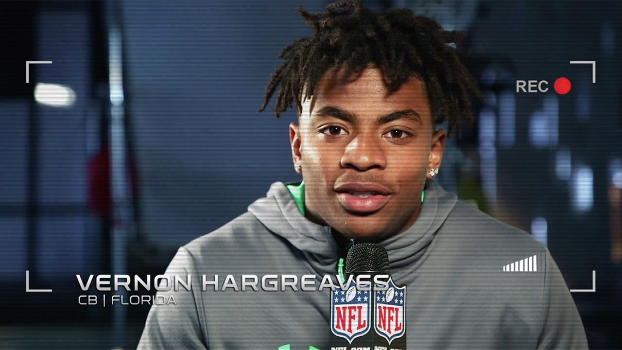 Vernon Hargreaves is a Natural | 2016 NFL Scouting Combine