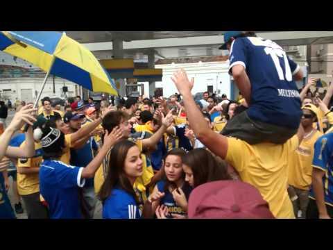 UPP antes do jogo - Pelotas x Londrina - 03.08.14