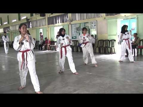 Klang Black Belt Test, April 2014