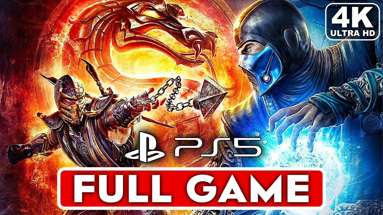Download MORTAL KOMBAT 9 Story Gameplay Walkthrough Part 1 FULL GAME [PS5 PS NOW 4K 60FPS] - No Commentary