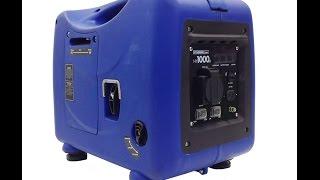 Иверторный генератор Hyundai HY 1000Si смотреть