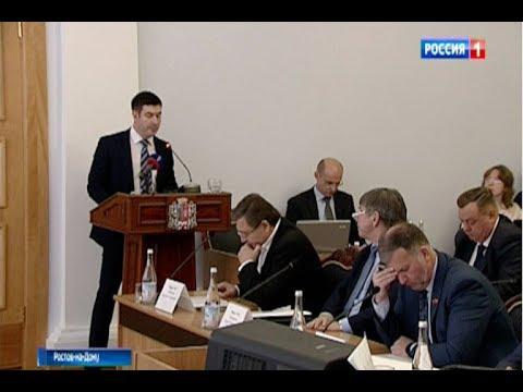 Кандидаты на должность главы администрации Ростова представили свои программы развития города