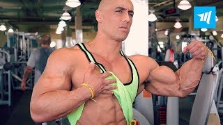 Bodybuilding Monster with Crazy Skills - Anthony Perez | Muscle Madness