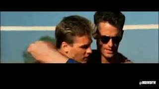 Maverick & Goose vs. Iceman & Slider (No Music)