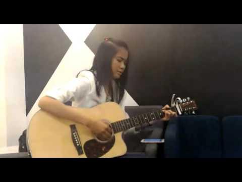 Sandra cover lagu ku relakan jiwa