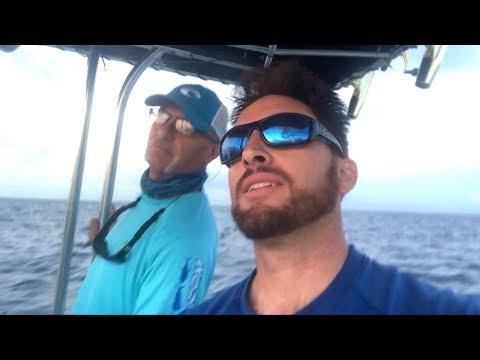 Flo-Rida Hillbilly Fishes With CPro Fishing | Reef Fishing Stuart Florida