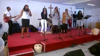 Amen Ministries - I Know who I am Medley