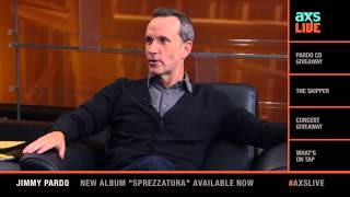 Jimmy Pardo Interview on AXS Live