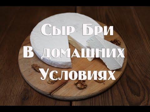 Как приготовить сыр Бри в домашних условиях   Полный пошаговый рецепт