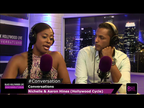 Nichelle & Aaron Hines Discuss E!'s Hollywood Cycle on BHL's Conversations