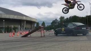 Bmw E36 Drift Atlas Arena 69 Polizeisternfahrt