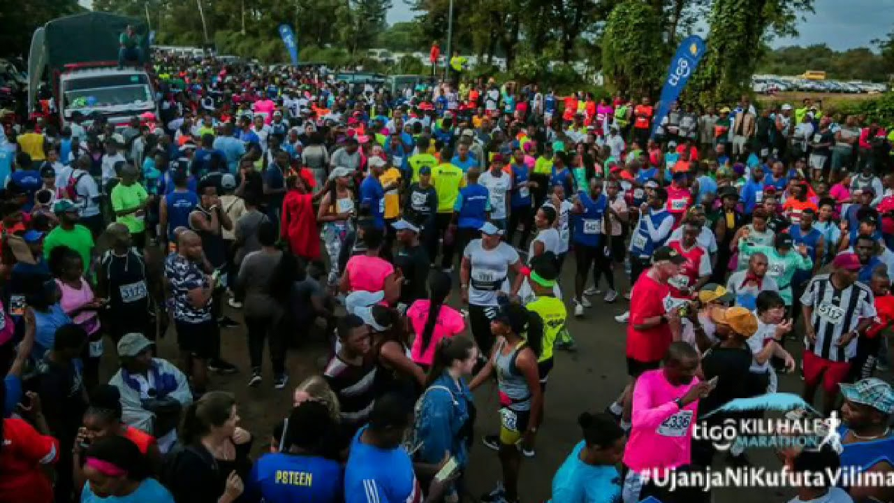 Download Kili Half Marathon  2020