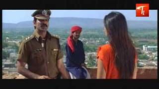 Anushka Body Show to a Police Officer