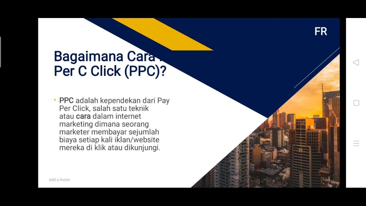 Bisnis Online Kelas XII BDP - YouTube