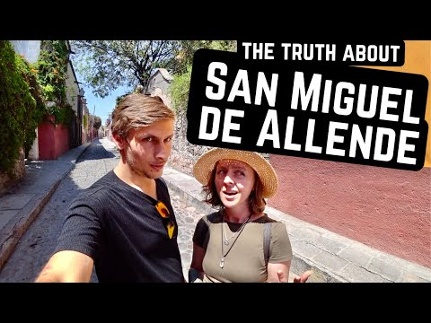 SAN MIGUEL DE ALLENDE - Why are expats flocking here?!?