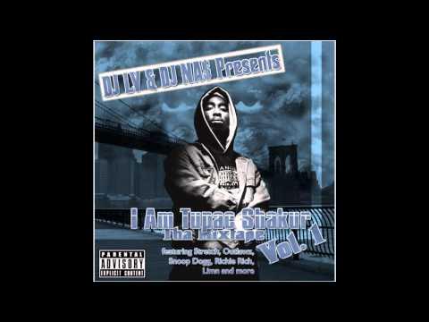 2pac  Loyal 2 the Game Ft Big Syke, DJ Quik DJ LV & DJ Na$ Collaboration