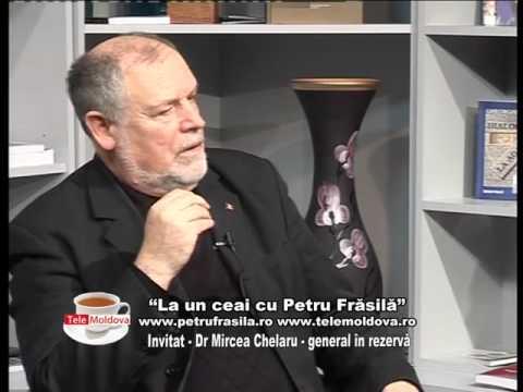 Generalul Chelaru la Tele Moldova 2015