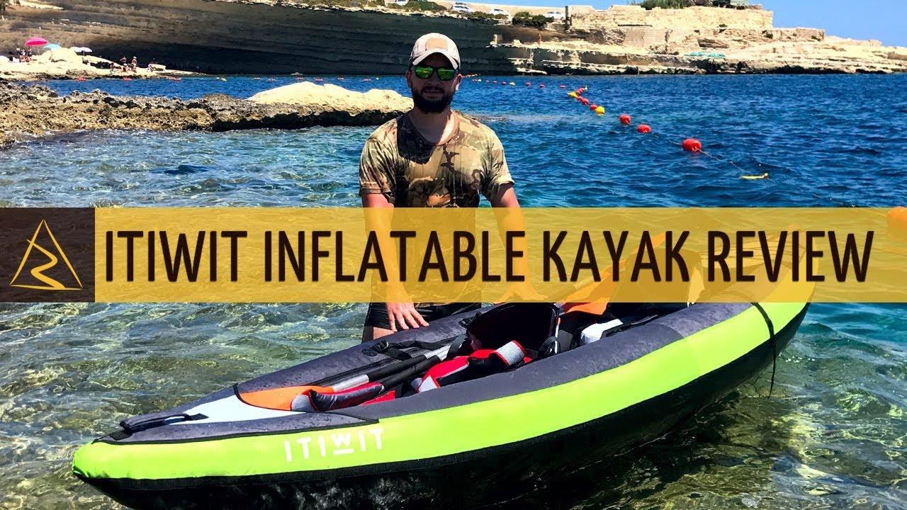 ITIWIT 2 Men Inflatable Kayak