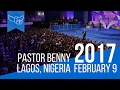 Benny Hinn Live In Lagos, Nigeria, February 9th, 2017 video