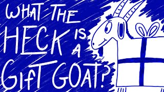 What the heck is a gift goat? Carly Reilly joins. | Andrew Yang | Yang Speaks