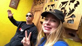 WELCOME to BOGOTÁ COLOMBIA - WALKING TOUR - vlog 2018
