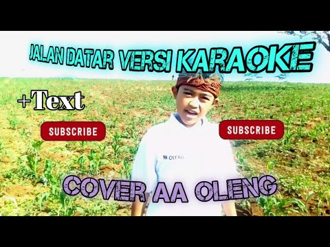 jalan-datar-versi-karaoke-cover-aa-oleng-||-pemain-kendang-cilik