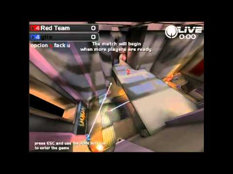 Quake Live Chile: Torneo Clan Arena Season 1 - Cuartos de Final: gHs vs zR