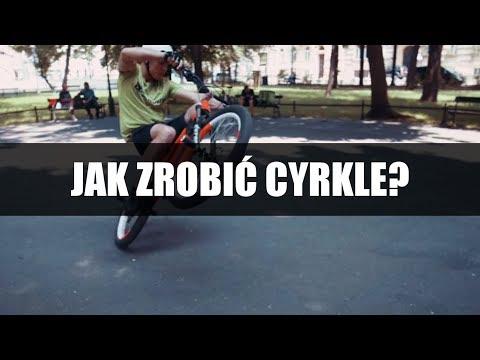 Jak Zrobić CYRKLE? | Szkoła MTBstunt #8
