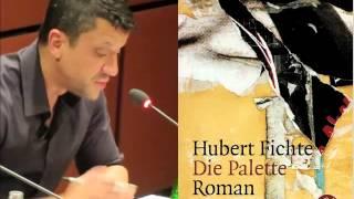 Hubert Fichte - Die Palette (Auszug)