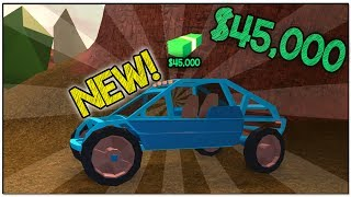COMMENT POUR GET THE NEW ATV IN ROBLOX JAILBREAK!!