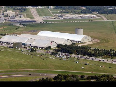 Wright-Patterson Air Force Base Experimental Hanger