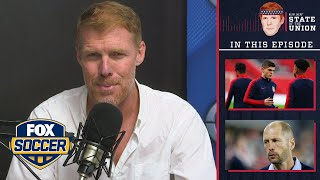 Pulisic, USMNT coach search, MLS CUP | EPISODE 41 | ALEXI LALAS' STATE OF THE UNION PODCAST