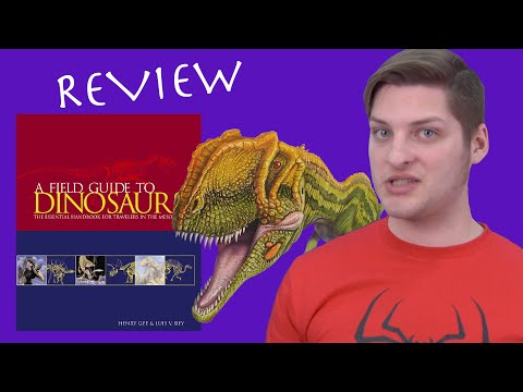 A Field Guide to Dinosaurs | Review
