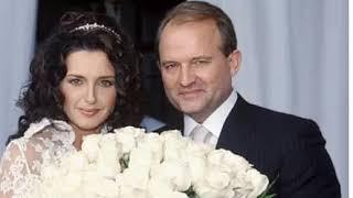 А ви бачили весільні фото Медведчука і Марченко? Просто не впізнати