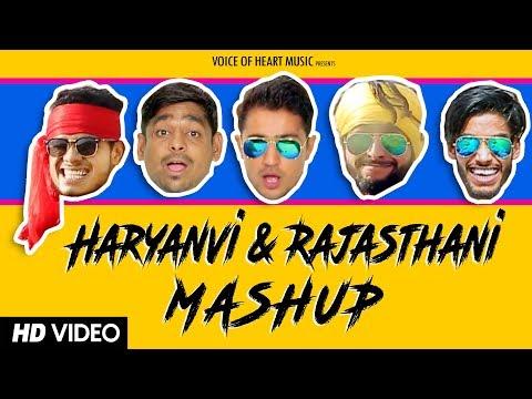 Haryanvi Mashup | New Haryanavi  Dj Songs 2017 | Gourav Sharma, KP Gadhwal