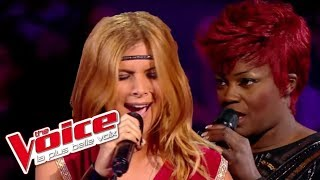 Pink – Sober | Stacey King VS Aline Lahoud | The Voice France 2014 | Battle