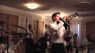 Blue is my Heaven - Carling Big band at Falsterbo Jazzklubb