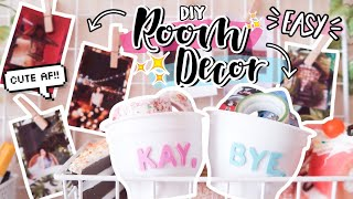 DIY ROOM DECOR IDEAS 2018 ( INDONESIA )