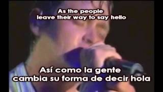 Here Without You Lyrics - Subtitulos Español