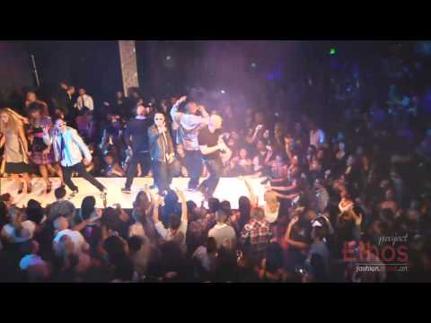 Project Ethos X - Far East Movement - Girls On The Dance Floor - Live Performance