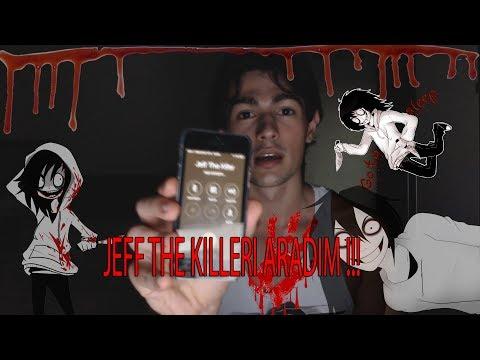 JEFF THE KİLLER'I ARADIM !!! (VE GERÇEK YÜZÜNÜ GÖSTERDİ!!!)