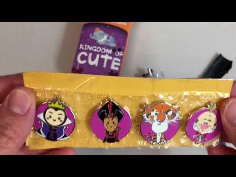 Kingdom of Cute Mystery Box Pin Opening