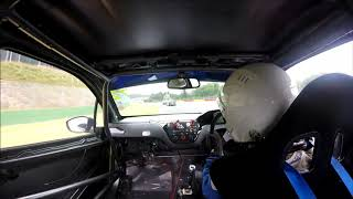 Pugsport Racing Peugeot 208 GTi CSCC Turbo Tin Tops Spa 2018 race 1
