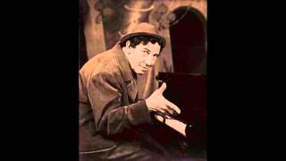 Chico Marx - Pizzicato Polka & When I Take My Sugar to Tea