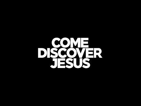 Come Discover Jesus - InterVarsity